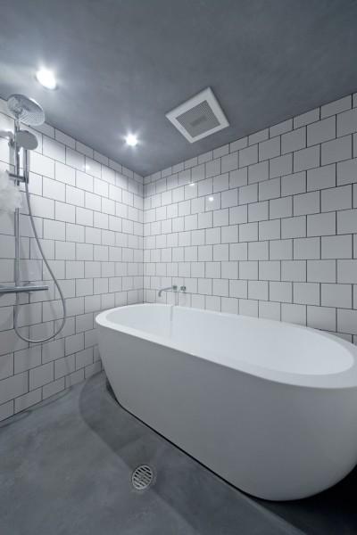 バスルーム (ザ・インダストリアルリノベーション)