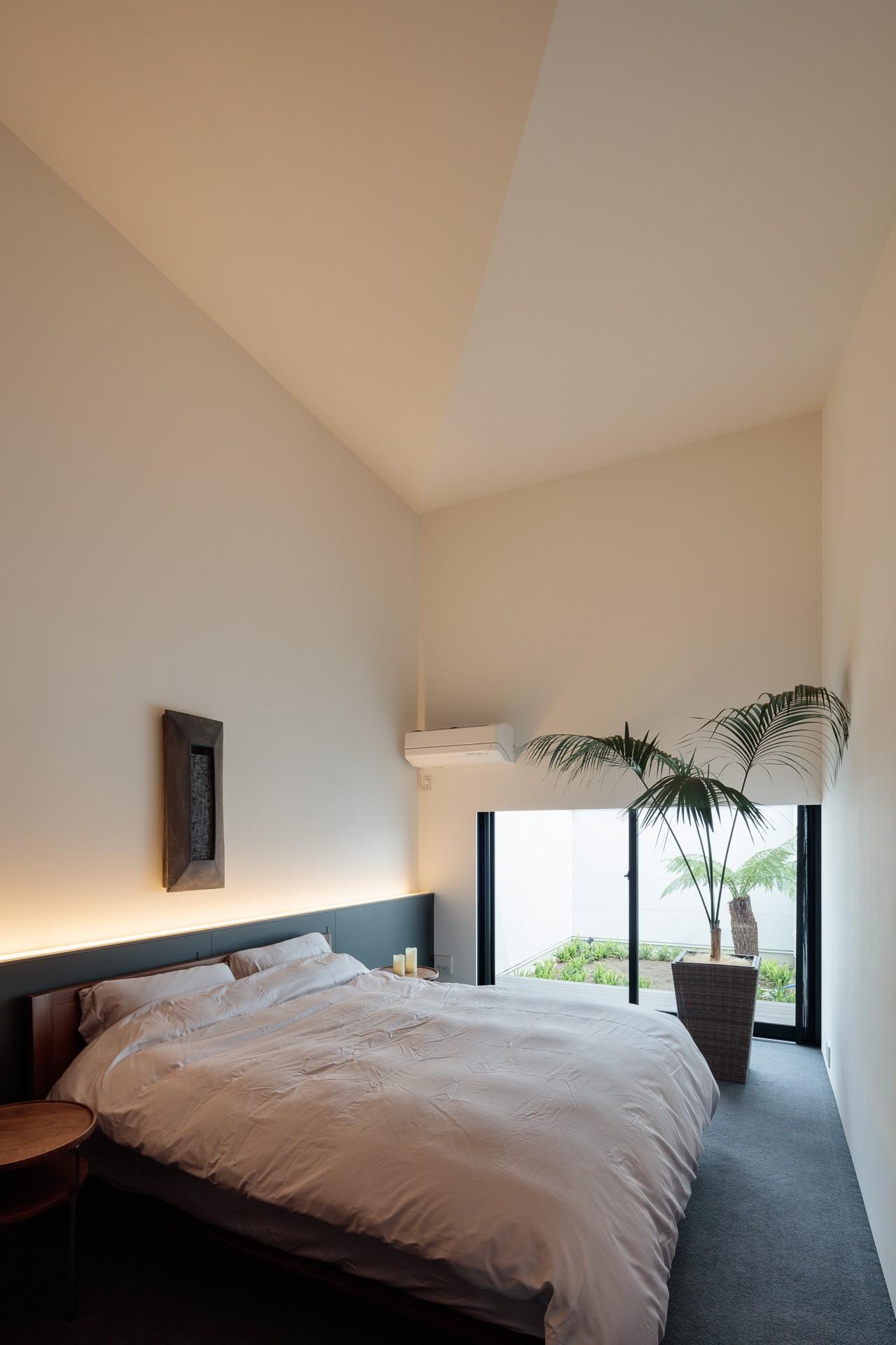 ベッドルーム事例:富津リゾート・ヴィラ(富津リゾート・ヴィラ)