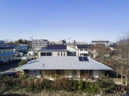 MYーhouse つくば (大きな屋根の平屋)