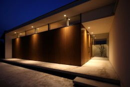 保月の家(ほづきのいえ)~お店のようなアプローチ空間~ (お店のようなアプローチ空間)