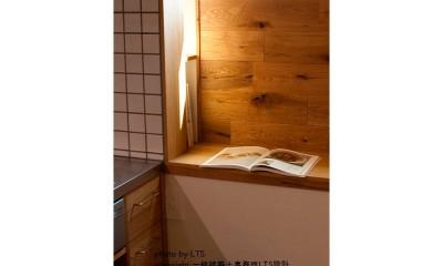 SRhouse (キッチン)