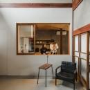 古民家カフェみたいな日本家屋リノベーション(下戸山の家リノベーション)の写真 キッチン