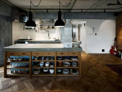 case.work. (kitchen)