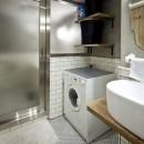 case.work.の写真 washroom