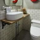 case.work.の写真 toilet