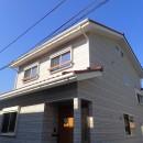 制震ユニット「MIRAIE(ミライエ)」採用の家の写真 外観