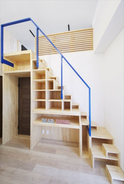 階段収納 (M様邸)