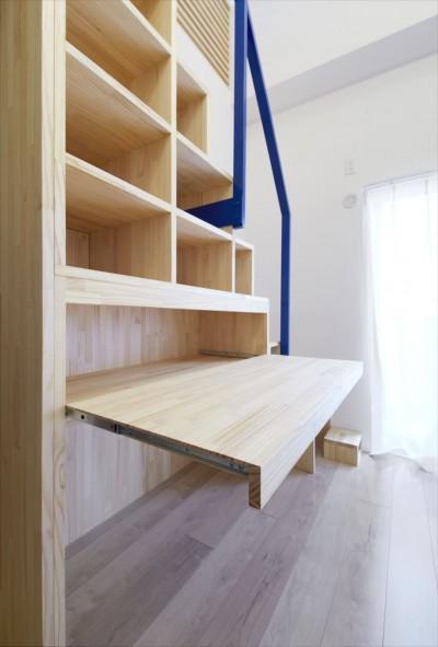 階段収納2 (M様邸)