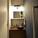築23年1階フルリノベーションの写真 トイレ