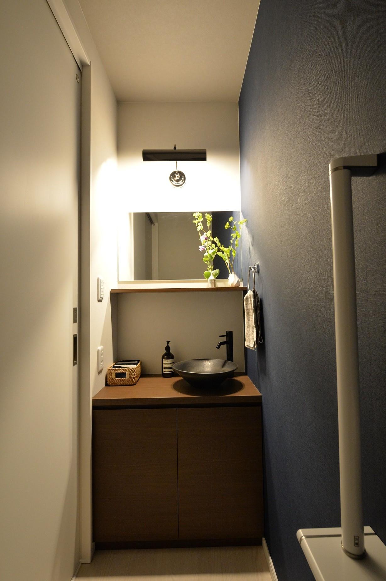バス/トイレ事例:トイレ(築23年1階フルリノベーション)