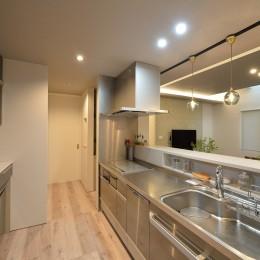 築23年1階フルリノベーション (キッチン)