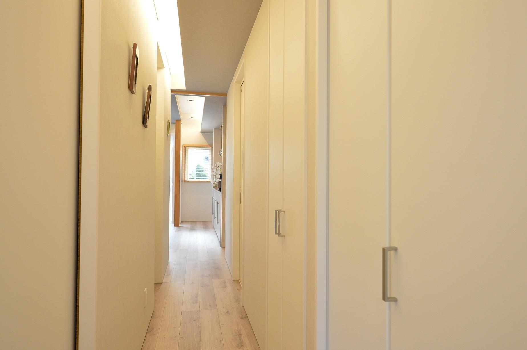 その他事例:廊下(築23年1階フルリノベーション)
