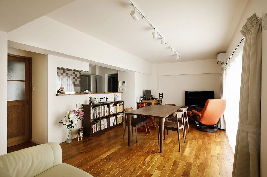 キッチン事例:オープンキッチン(光と風をとり込んで ゆとりを楽しむ大人時間)