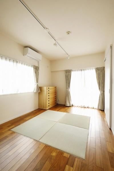 和室 (光と風をとり込んで ゆとりを楽しむ大人時間)