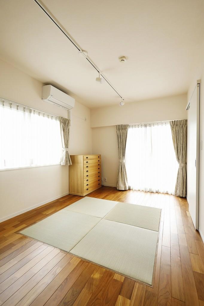 その他事例:和室(光と風をとり込んで ゆとりを楽しむ大人時間)