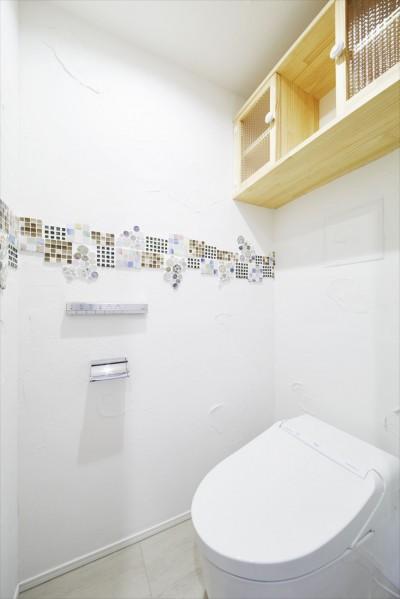 トイレ (M様邸)