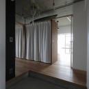 高槻のマンションリフォームの写真 玄関