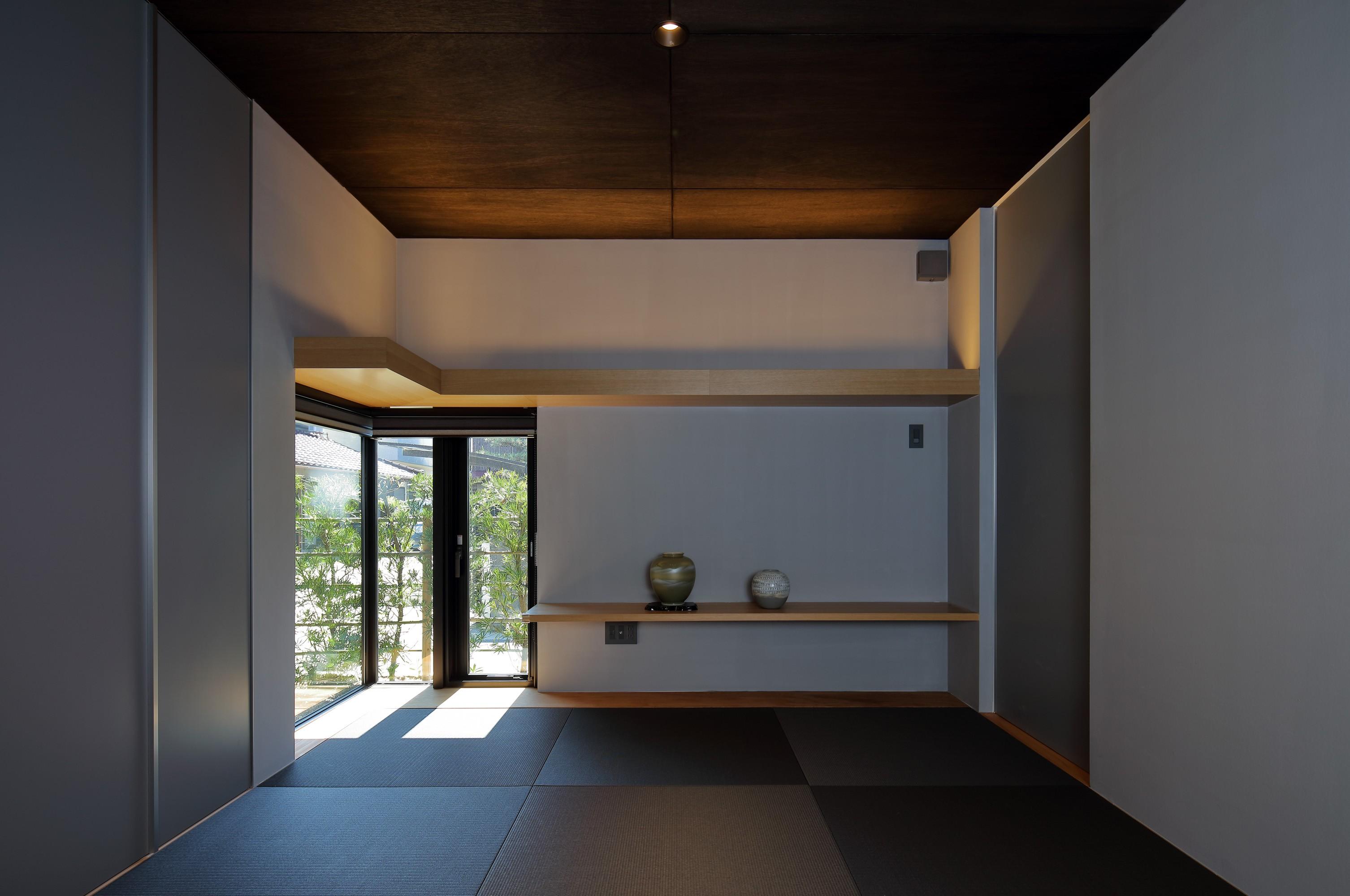 その他事例:落ち着きのある和室(ZUSHI)