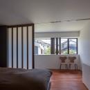 私たち流の心地よい家の写真 寝室