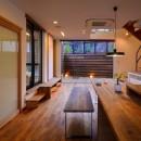 宝塚の家-private cafe-の写真 宝塚の家 LDK