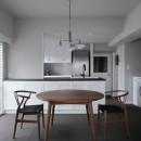 T邸の写真 ダイニングテーブル&北欧チェア