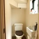 Y邸の写真 トイレ