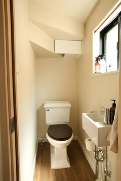 トイレ (Y邸)