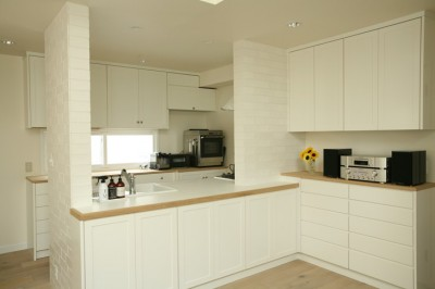 キッチン (Y邸)