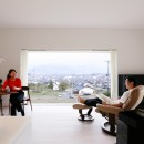 4D studio Naganoの住宅事例「高台の家」