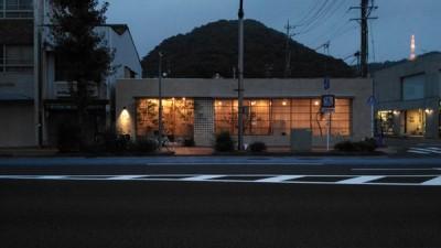 annon tea house (外観)
