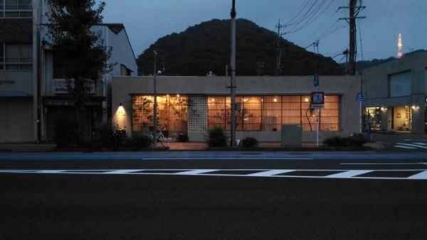 外観事例:外観(annon tea house)