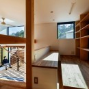 宝塚の家-private cafe-の写真 宝塚の家 スタディコーナー