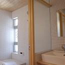 東の平屋の写真 浴室