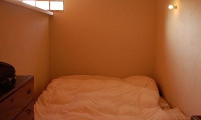 長良の家 (寝室)