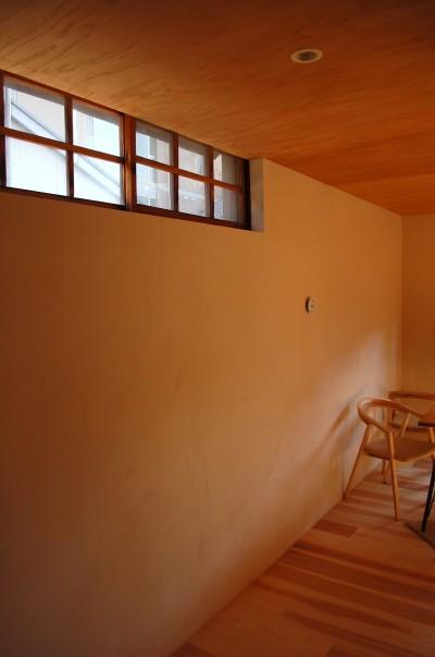 長良の家 (居間)