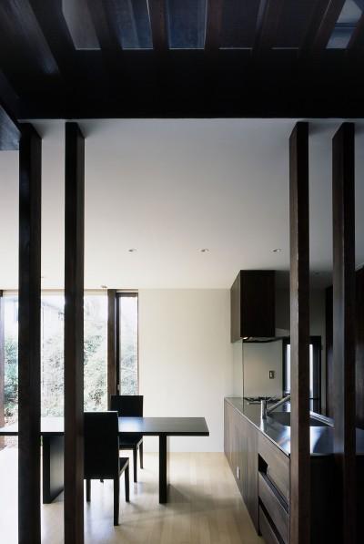 二階堂の家 (ダイニング)