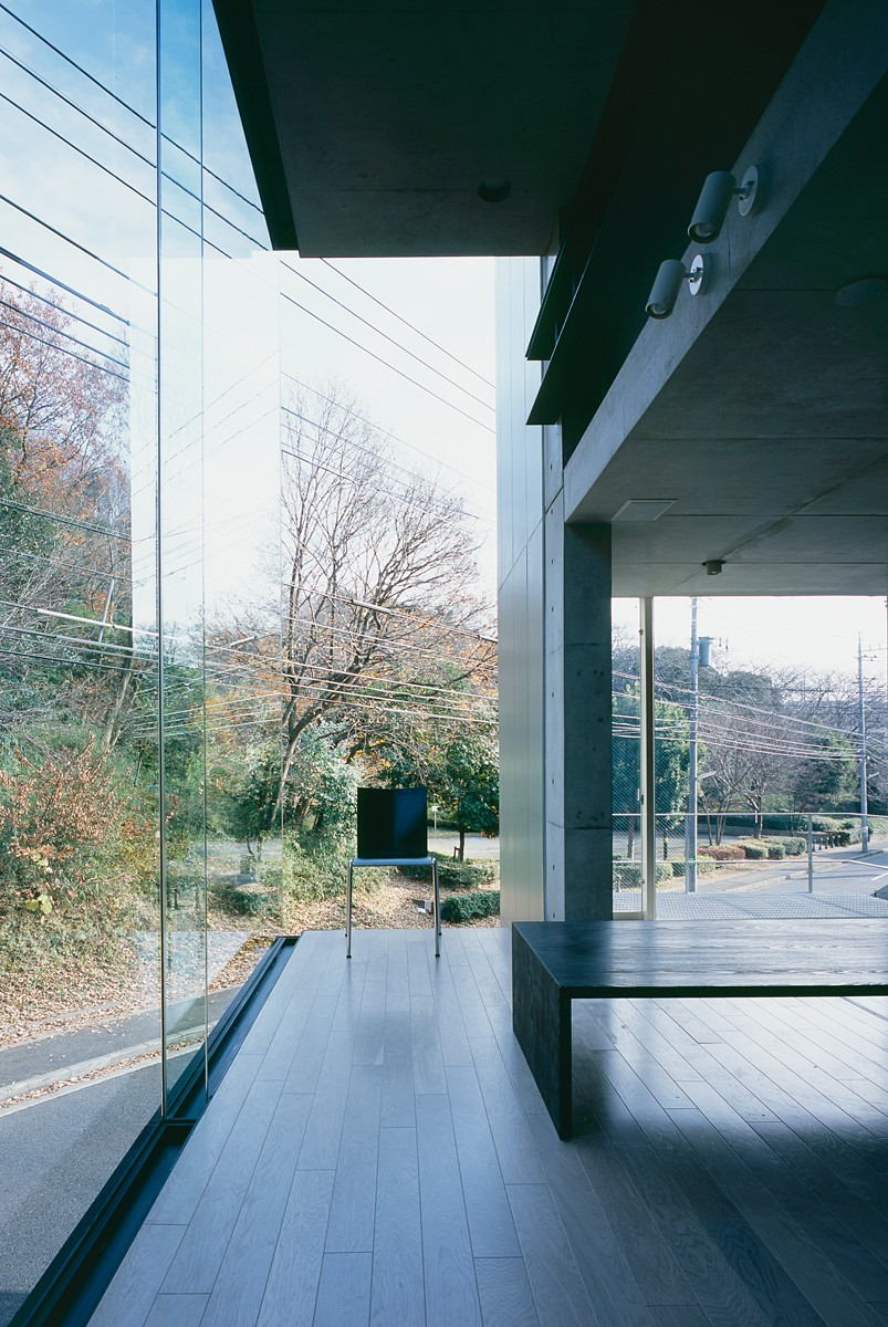 庄司寛建築設計事務所「都筑の家」