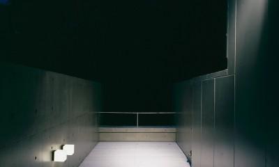 都筑の家 (ルーフデッキ)