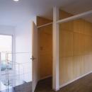 フレキシブルに可変可能な2階のスペース