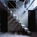 守谷の家の写真 階段