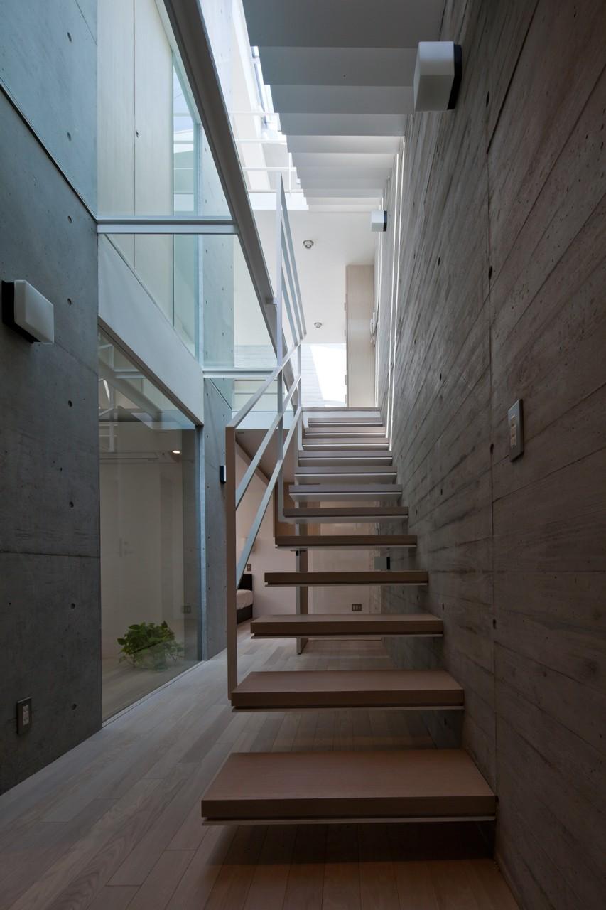 その他事例:階段(吉祥寺南町の家)