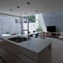 吉祥寺南町の家の写真 キッチン・ダイニング