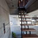 吉川の家の写真 階段
