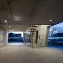 吉川の家の写真 ピロティ・ガレージ