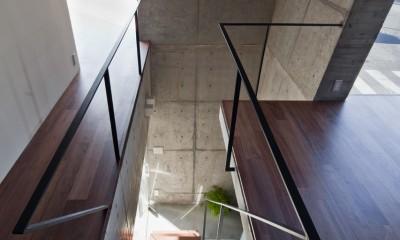 吉川の家 (階段)