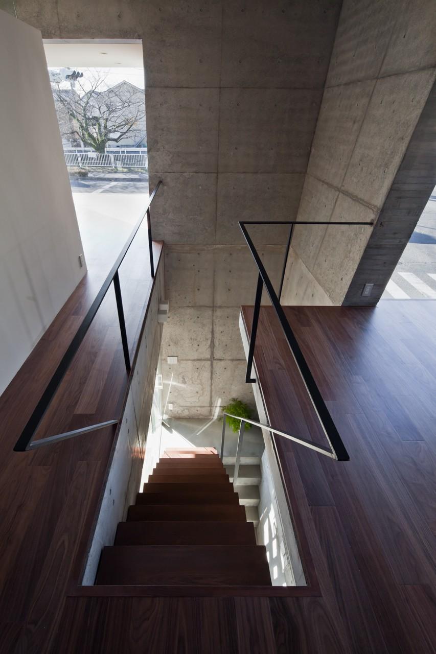 その他事例:階段(吉川の家)