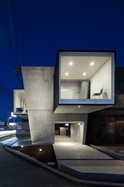 吉川の家 (外観)