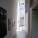根岸のアトリエの写真 玄関・吹抜