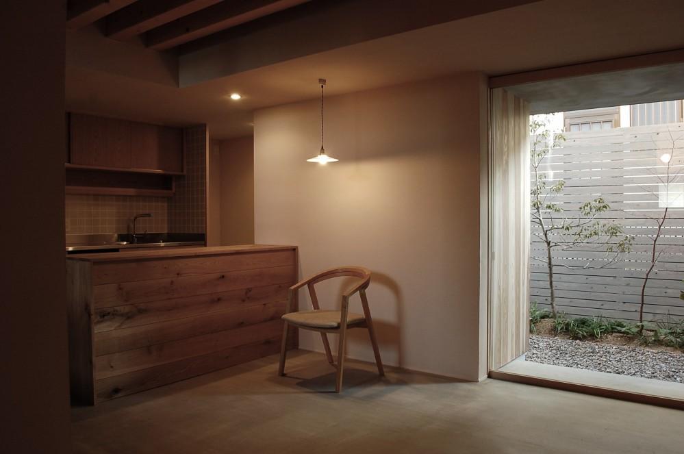 加納の家 (ダイニングキッチン)
