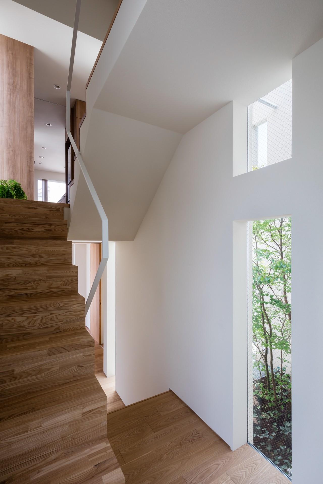 その他事例:階段(井の頭の家)